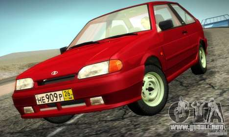 2113 VAZ Suite v.2.0 para GTA San Andreas left
