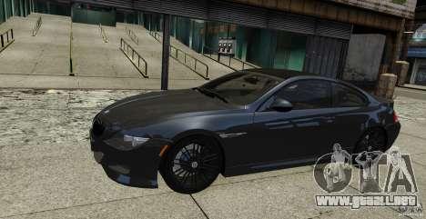 BMW M6 Hurricane RR para GTA 4