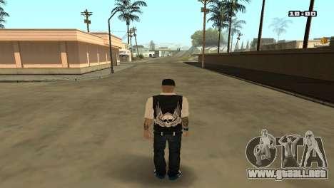 Skin Pack The Rifa para GTA San Andreas quinta pantalla
