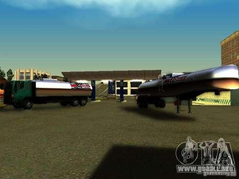 Tanque c DFT-30 para la visión correcta GTA San Andreas
