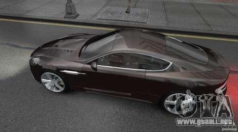 Aston Martin DBS v1.0 para GTA 4 left