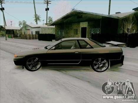 Nissan Skyline GTS-T para GTA San Andreas left