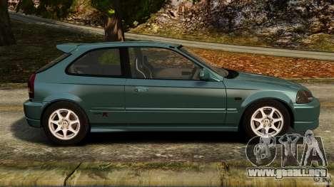 Honda Civic Type R (EK9) para GTA 4 left