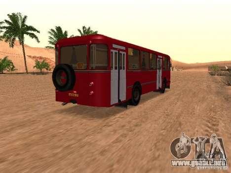 677 LIAZ para vista inferior GTA San Andreas
