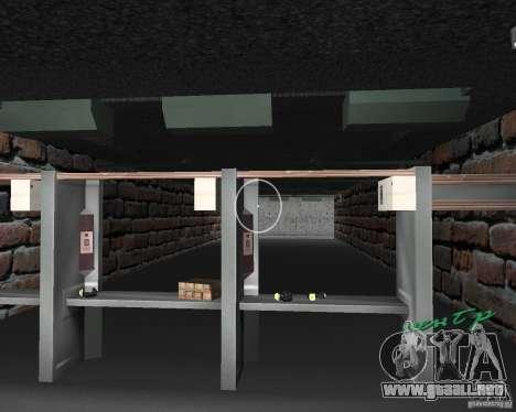 New Downtown: Ammu Nation para GTA Vice City sexta pantalla