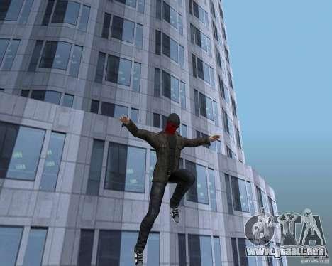 Spider Man para GTA San Andreas sexta pantalla