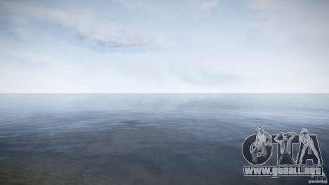 Water Effect Better Reflection para GTA 4 segundos de pantalla