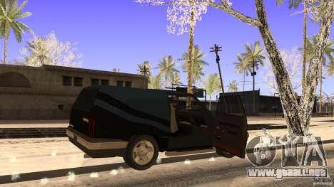 Sandking EX V8 Turbo para la visión correcta GTA San Andreas
