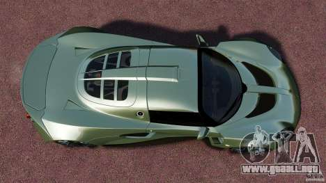 Hennessey Venom GT 2010 [EPM] para GTA 4 visión correcta