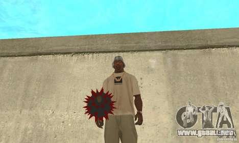 Mace para GTA San Andreas segunda pantalla