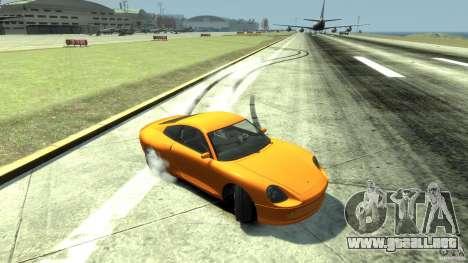 Drift Handling Mod para GTA 4 segundos de pantalla
