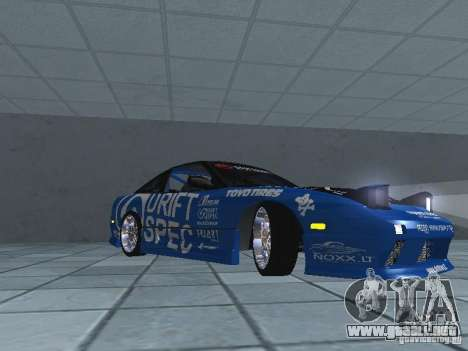 Nissan RPS13 Drift Spec para GTA San Andreas left