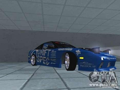 Nissan RPS13 Drift Spec para GTA San Andreas left