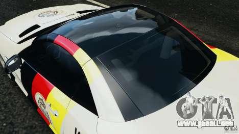 Mercedes-Benz SLK 2012 v1.0 [RIV] para GTA 4 ruedas