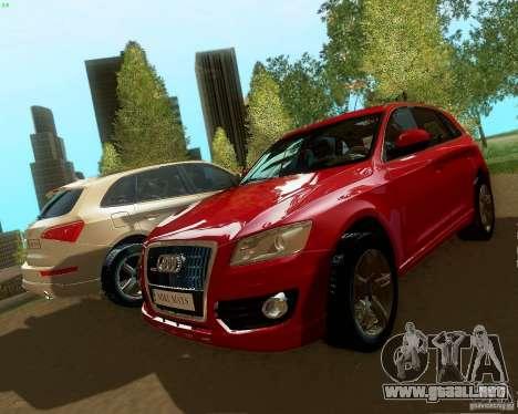 Audi Q5 para GTA San Andreas left
