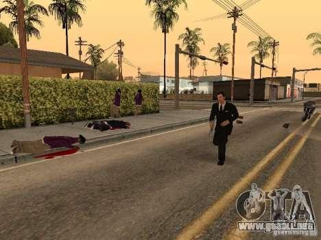 Tommy Vercetti para GTA San Andreas tercera pantalla