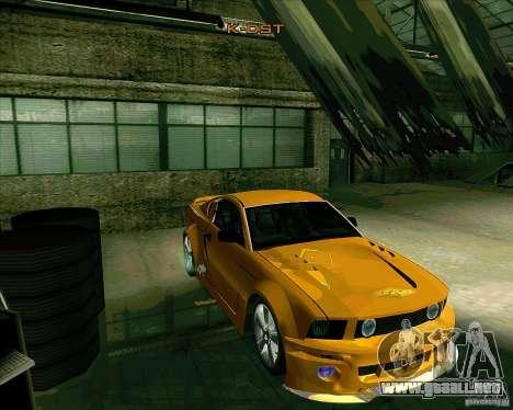 ENBseries V0.45 by 1989h para GTA San Andreas sexta pantalla