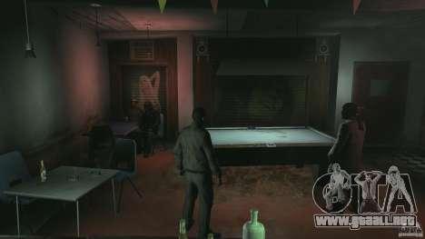 Rasta Bar para GTA 4 tercera pantalla