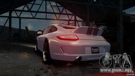 Porsche 911 Sport Classic v2.0 para GTA 4 left