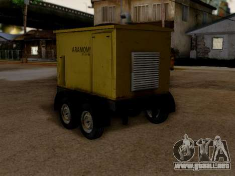 Trailer Generator para GTA San Andreas left