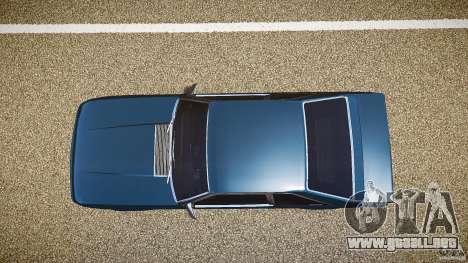 Ford Mustang GT 1993 Rims 1 para GTA 4 visión correcta