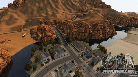 Red Dead Desert 2012 para GTA 4 novena de pantalla
