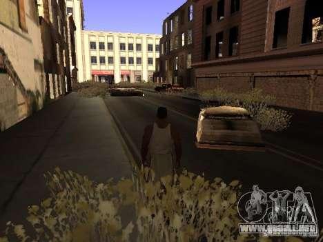 Chernobyl MOD v1 para GTA San Andreas décimo de pantalla