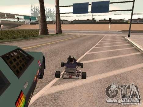 Aceleración para GTA San Andreas segunda pantalla