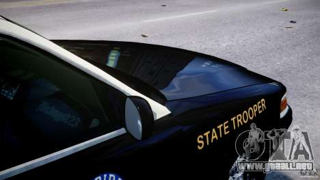 Ford Crown Victoria Fl Highway Patrol Units ELS para GTA motor 4