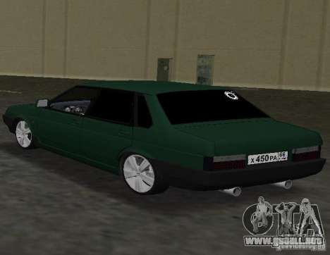 VAZ 2109 Tuning v2.0 para GTA Vice City vista lateral izquierdo