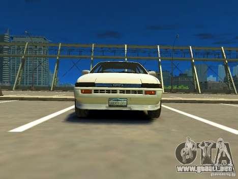 Toyota Corolla AE86 EPM v3.0 para GTA 4 visión correcta