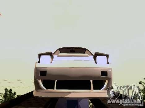 Nissan 240SX (S13) para la visión correcta GTA San Andreas