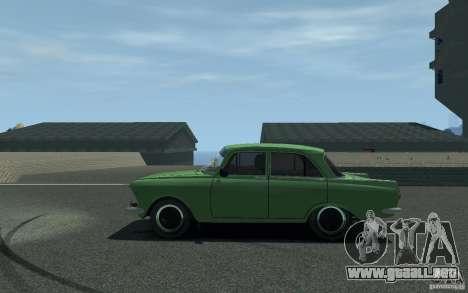 Moskvich 412 para GTA 4 left