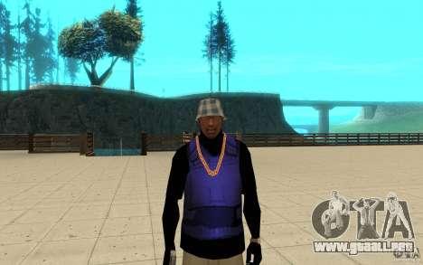 Bronik piel 1 para GTA San Andreas