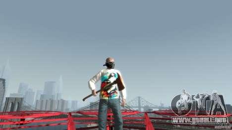 Accetta da pompiere para GTA 4 sexto de pantalla