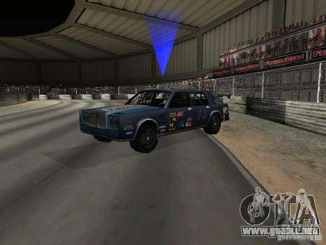 GreenWood Racer para la visión correcta GTA San Andreas