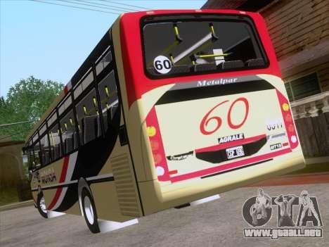 Metalpar Iguazu MT-15 para las ruedas de GTA San Andreas