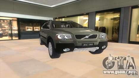 Volvo XC90 para GTA Vice City