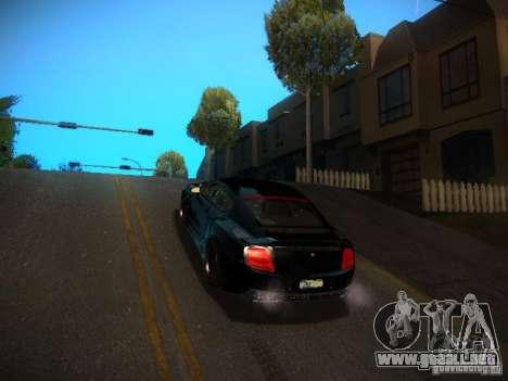 ENBSeries Realistic para GTA San Andreas novena de pantalla
