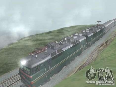 Vl80s-2532 para vista lateral GTA San Andreas