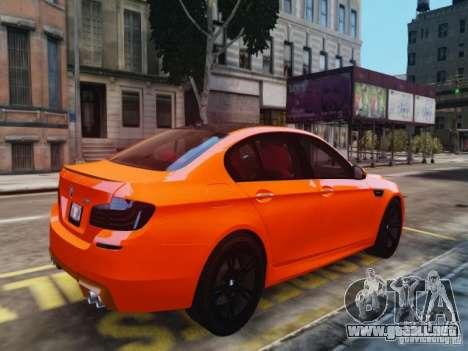 BMW M5 F10 2012 Aige-edit para GTA 4 left
