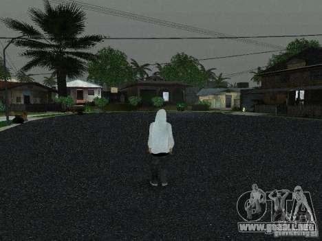 New ColorMod Realistic para GTA San Andreas octavo de pantalla