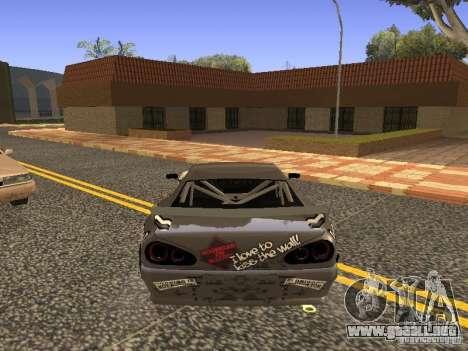 Elegy Drift Korch v2.1 para GTA San Andreas left