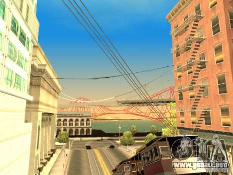 New Sky Vice City para GTA San Andreas novena de pantalla