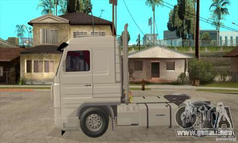 Scania 143M 500 V8 para GTA San Andreas left