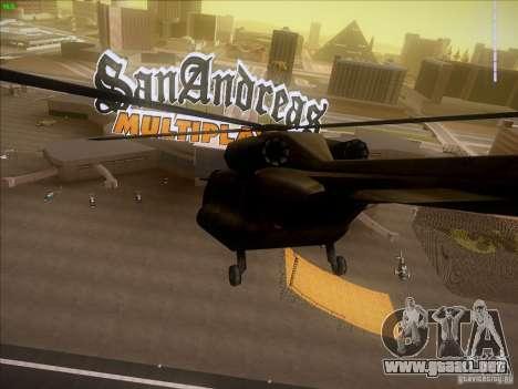 Eloras Realistic Graphics Edit para GTA San Andreas segunda pantalla