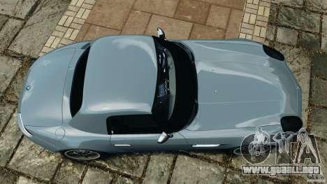 BMW Z8 2000 para GTA 4 visión correcta