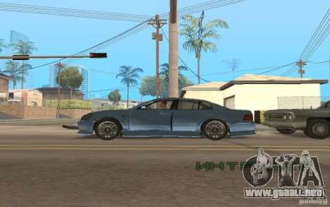 Theft of vehicles 1.0 para GTA San Andreas segunda pantalla