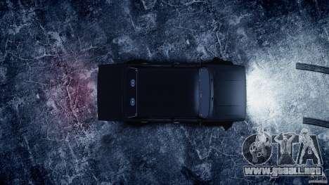 VAZ 2105 Drift para GTA 4 Vista posterior izquierda