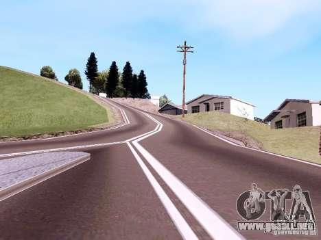New Roads para GTA San Andreas séptima pantalla